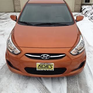 Hyundai : Accent GL Hatchback 4-Door 2015 hyundai accent hatchback 4 door 1.6 l automatic