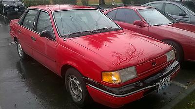 Ford : Tempo GL 1994 ford tempo gl sedan 4 door 2.3 l