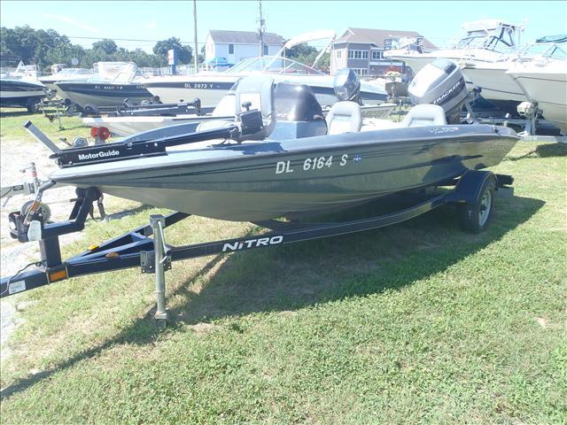 1996 Nitro Bass Boat 170TF