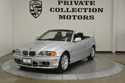 BMW : 3-Series 325Ci 2001 bmw 325 ci