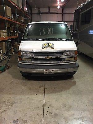 Chevrolet : Express Chevrolet Express Van