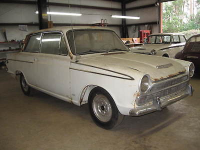 Ford : Other Lotus Ford Cortina GT