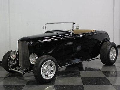 Ford : Other Roadster BROOKVILLE STEEL BODY, TCI CHASSIS, 350CI MOTOR, VORTECH HEADS, O/D TRANS