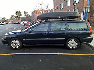 Volvo : V70 2.4T 2001 volvo v 70 2.4 t exceptionally clean and well maintained with many new parts