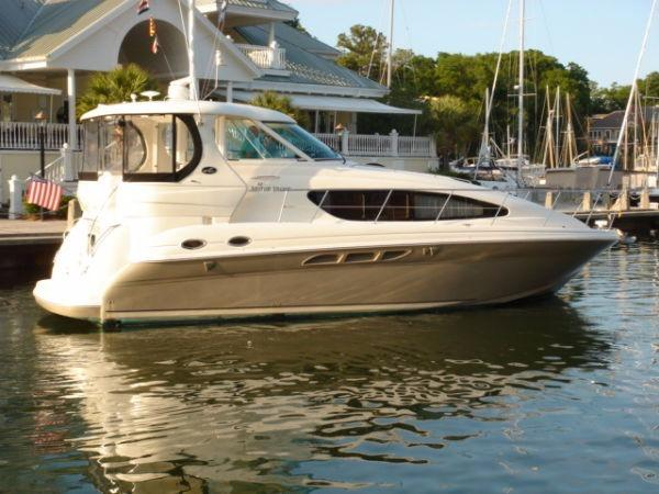 Sea Ray 40 Motor Yacht Boats For Sale