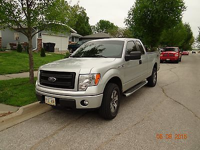 Ford : Other Pickups 2014 ford f 150