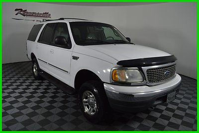 Ford : Expedition XLT 5.4L V8 4WD Used SUV with Leather Seats FINANCING AVAILABLE! 157k Mi Used 2000 Ford Expedition XLT SUV 4x4 Leather Seats