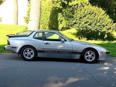 Porsche : 944 1986 porsche 944