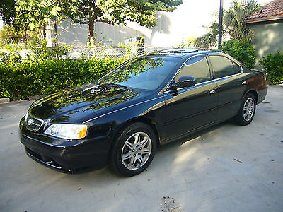 Acura : TL 3.2L - 4 Door Sport Sedan Free Warranty - Two Owner Certified - 100% Florida Owned - Runs Perfect - 3.2TL