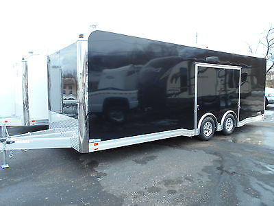 2016 ATC Aluminum Quest CH305 24' Race Trailer Escape Door .040 Ext Aluminum