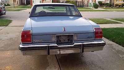 Oldsmobile : Eighty-Eight royale OLDSMOBILE DELTA 88 ROYALE, 2