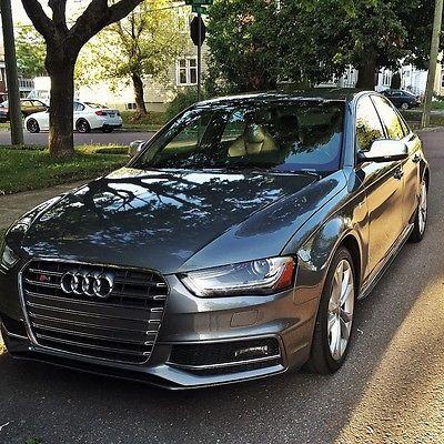 Audi : S4 Premium Plus 2013 audi s 4