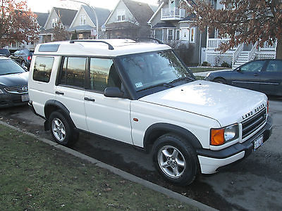 Land Rover : Discovery Series II SD Sport Utility 4-Door 2002 land rover discovery series ii amazing suv only 85 k miles must see