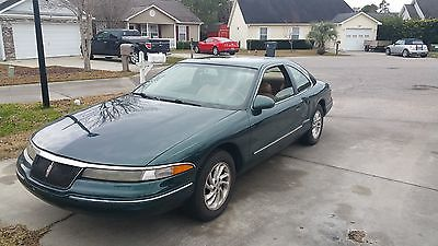 Lincoln : Mark Series Base Coupe 2-Door 1995 lincoln mark viii base coupe 2 door 4.6 l under 95 000 miles