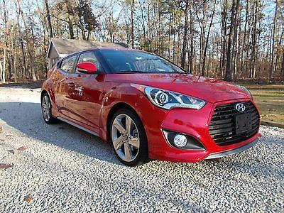 Hyundai : Veloster Turbo 2015 hyundai veloster turbo