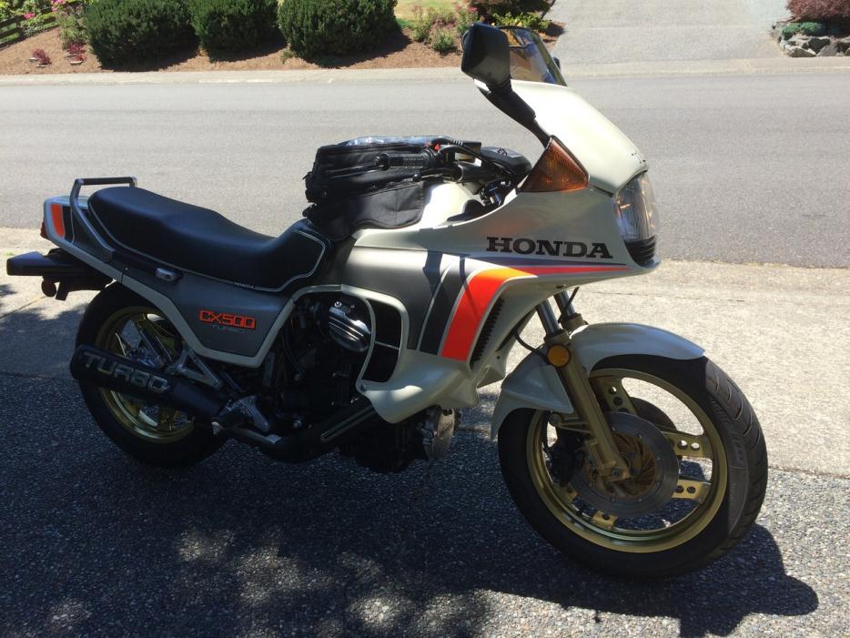 2001 Honda Xr 600R