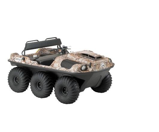 2015 Argo 6x6 750 HDi