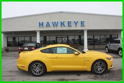 Ford : Mustang GT 2015 gt used 5 l v 8 32 v manual coupe premium