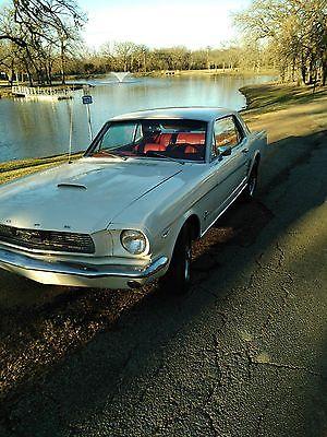 Ford : Mustang 1966 mustang