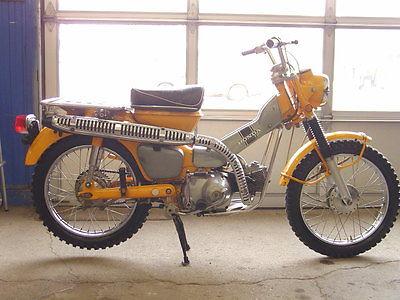 Honda : CT HONDA CT90 TRAIL 90 Great Original-Runs Perfect Amphibabike Automatic Hi-Lo