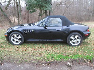 BMW : Z3 Roadster Convertible 2-Door 2001 bmw z 3 2.5 i