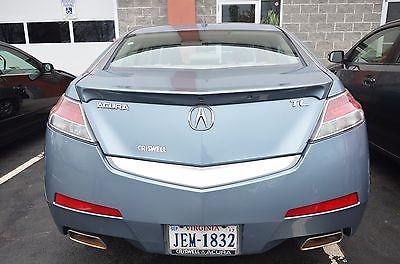 Acura : TL Acura : TL Tech Auto 2009 Blue