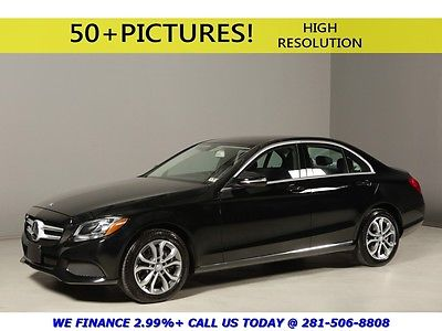 Mercedes-Benz : C-Class 2015 C300 4MATIC REARCAM SPORT WOOD LEATHER 17