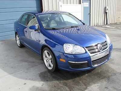 Volkswagen : Jetta TDI Turbo Diesel Sedan 2009 vw jetta tdi sedan turbo diesel sunroof aytomatic