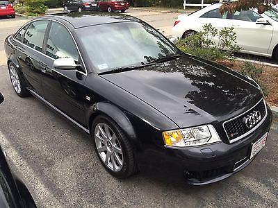 Audi : RS6 2003 audi rs 6