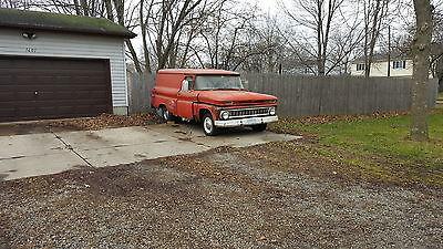 Chevrolet : C-10 Panel 1963 chevy c 10 panel truck