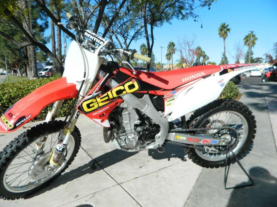 Motocross bikes for sale in el cajon california for Honda el cajon service