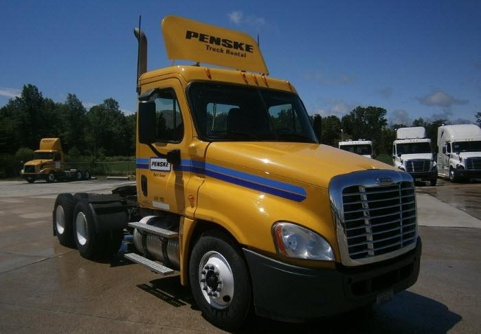 2009 Freightliner Ca12564dc - Cascadia