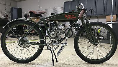 Custom Built Motorcycles : Other Board track racer vintage motorcycle replica Harley Davidson motorbike