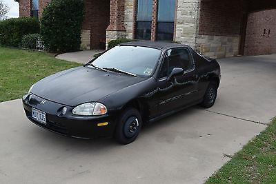 Honda : Del Sol S 1993 honda del sol