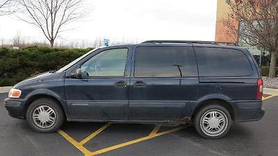 Chevrolet : Venture 2001 minivan van used v 6 automatic blue