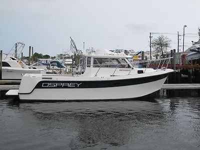 2004 Osprey 30' Pilothouse