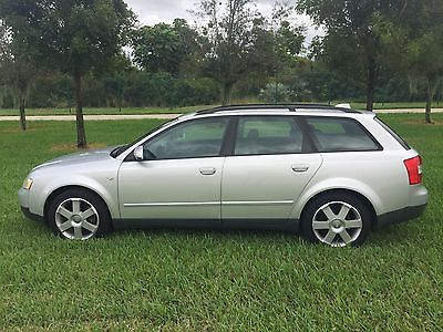 Audi : A4 QUATTRO IMMACULATE 2004 AUDI A4 QUATTRO WITH 76K MILES