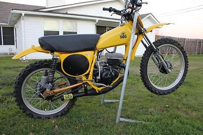 CR125 Graphics CR125M Elsinore 5 Inch Fork Decals CR250  Custom  Decals