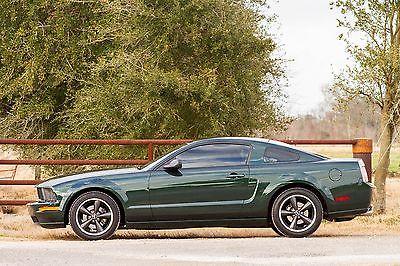 Ford : Mustang Bullitt 2008 ford mustang bullitt