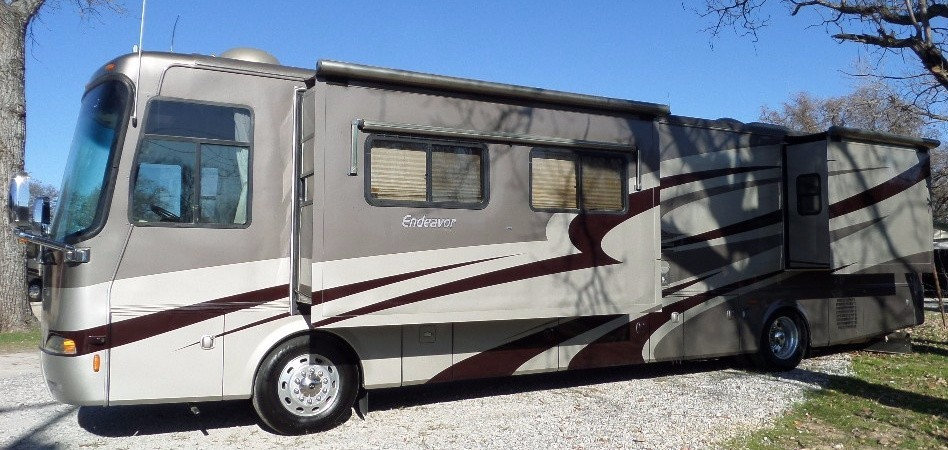 2004 holiday rambler rvs for sale in weatherford texas. Black Bedroom Furniture Sets. Home Design Ideas
