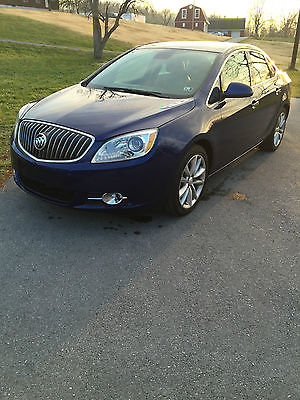 Buick : Verano Convenience Sedan 4-Door 2014 buick verano convenience sedan 4 door 2.4 l