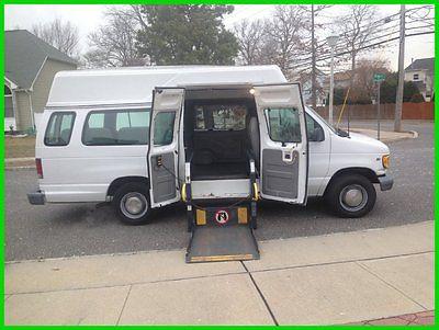 Ford : E-Series Van Commercial 2002 commercial used 5.4 l v 8 16 v automatic rwd minivan van