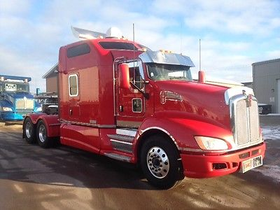 Other Makes : T660 Base Tractor Truck - Long Conventional 2013 kenworth t 660 base tractor truck long conventional 12.9 l