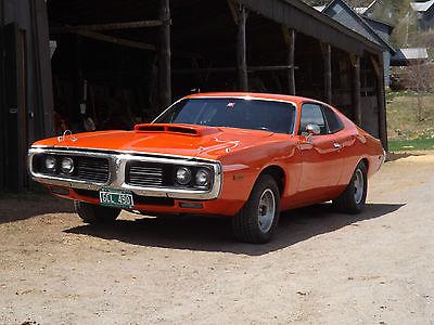 Dodge : Charger Special Edition Hardtop 2-Door 1973 dodge charger special edition hardtop 2 door 7.2 l