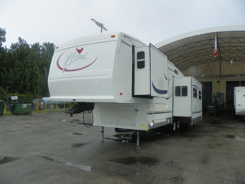 Forest River Cardinal Fifth Wheel Cardinal 33lx Rvs For Sale