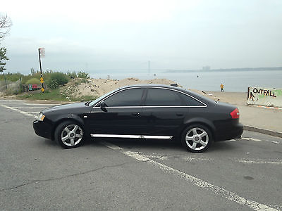 Audi : A6 2.7T Quattro Sport  ALL WHEEL DRIVE, TURBOCHARGE, COLD WEATHER PKG, SPORT
