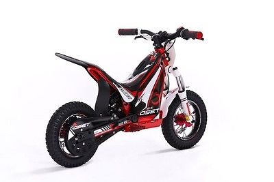 Other Makes : Oset 24V Electric Trials Bike 12.5 Race Motorcycle Oset 24V Kids Electric Trials Bike 12.5 Race Motorcycle