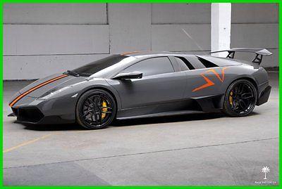 Lamborghini : Murcielago LP640 2009 lamborghini murcielago lp 640 sv kit oem 10 417 mls ipe exhaust adv 1 wheels