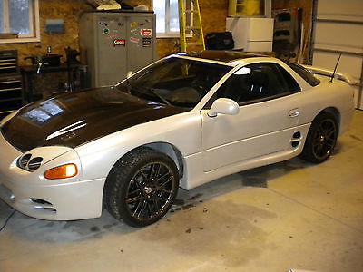 Mitsubishi : 3000GT VR4 1995 3000 gt vr 4 awd twin turbo 78 k miles