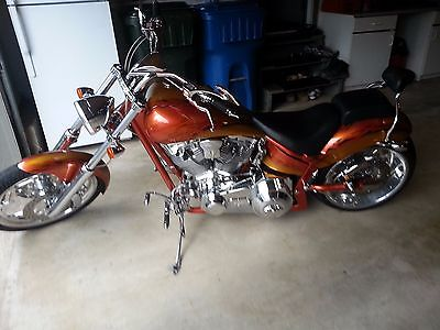 Custom Built Motorcycles : Other 2006 ironhorse slammer motorcycle